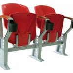 VC-TPC-2 W ARMREST & CUP HOLDER
